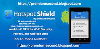 hotspot shield vpn apk premium