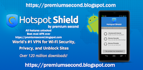 hotspot shield premium app free download