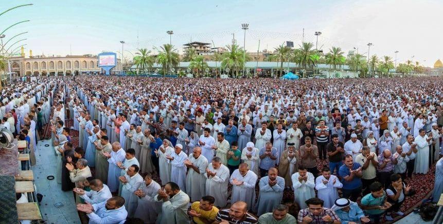 موعد صلاة و اجازة عيد الأضحى المبارك 2019 في السعودية و مصر.