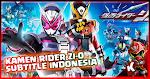 Kamen Rider Zi-O Subtitle Indonesia Episode 01-30