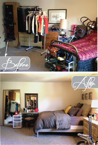 Interview With A Professional Organizer: Ashley Of Design