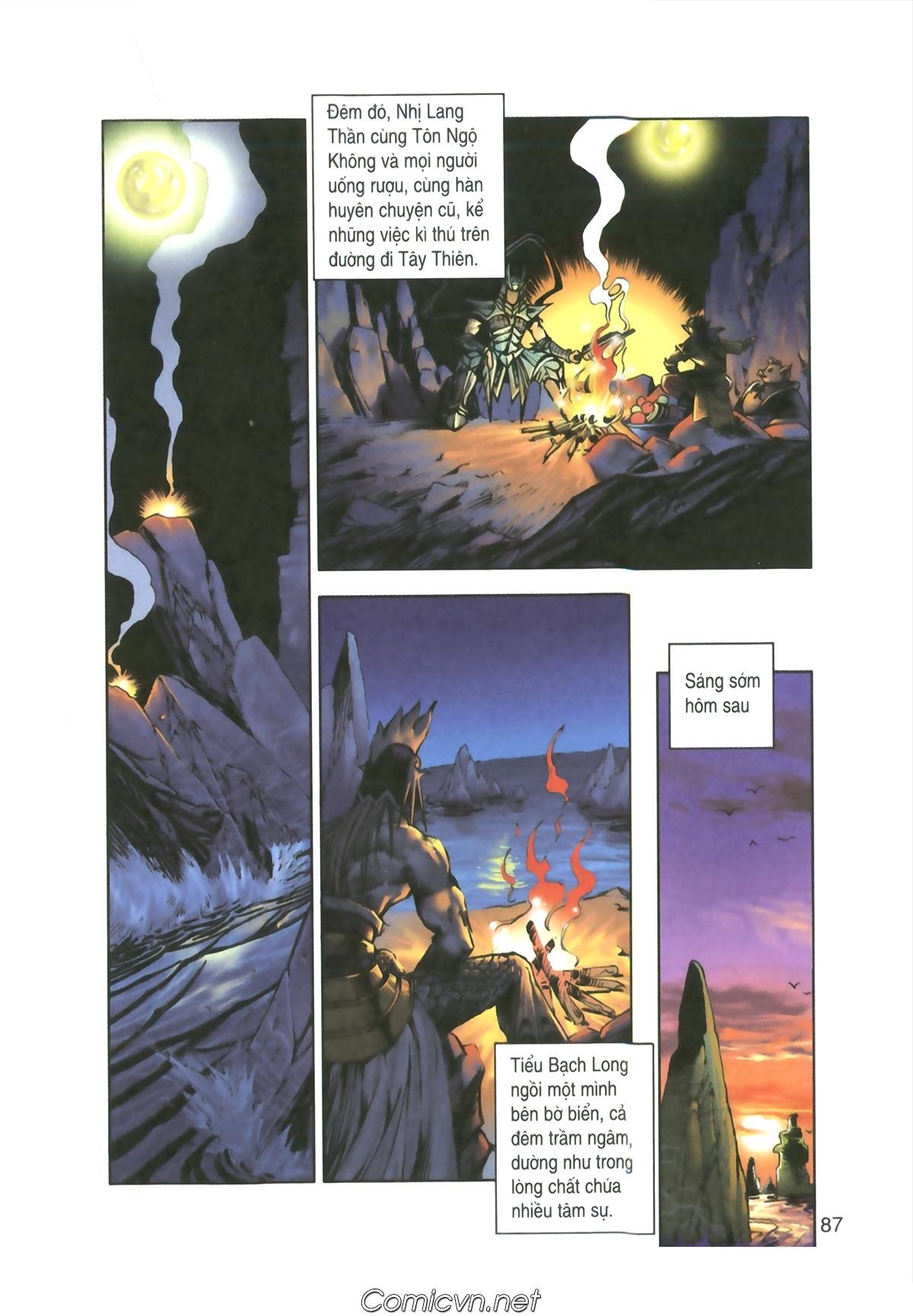 Tây Du Ký màu - Chapter 112 - Pic 8