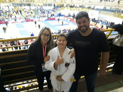 Escolinha Mauro Sakai classifica 4 atletas para a final do Paulista de Judô