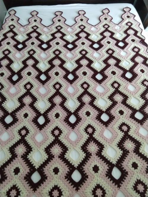Nostromo - Free Pattern