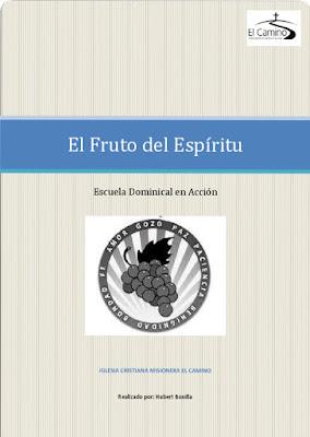 Hubert Bonilla-El Fruto Del Espíritu-