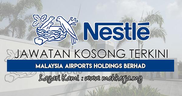 Jawatan Kosong Terkini 2018 di Nestlé Malaysia