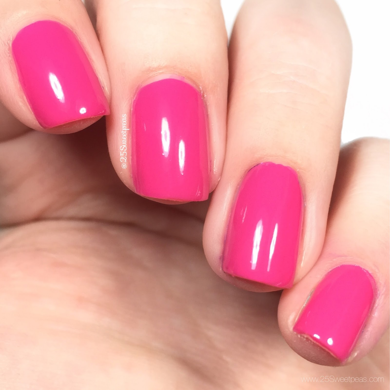 Sheer Lust Pink Punch