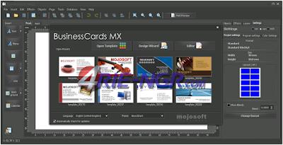 Busines Cards MX 5.00 Full Terbaru