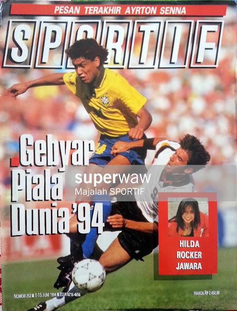Gebyar Piala Dunia 94