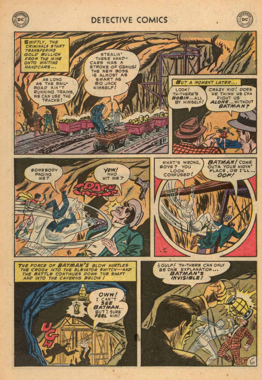 Detective Comics (1937) 199 Page 6