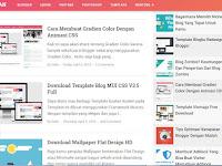 Template VioMagz Redesign Based Version 2.2 Gradien Color WORK 100%