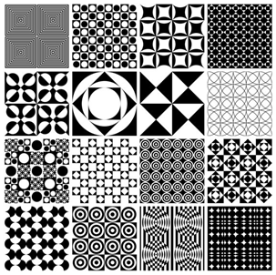 shape form pattern the art verve