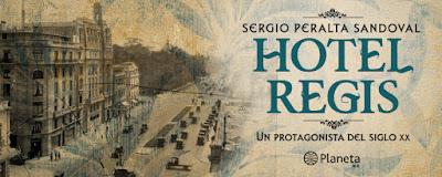 Hotel Regis, Sergio Peralta