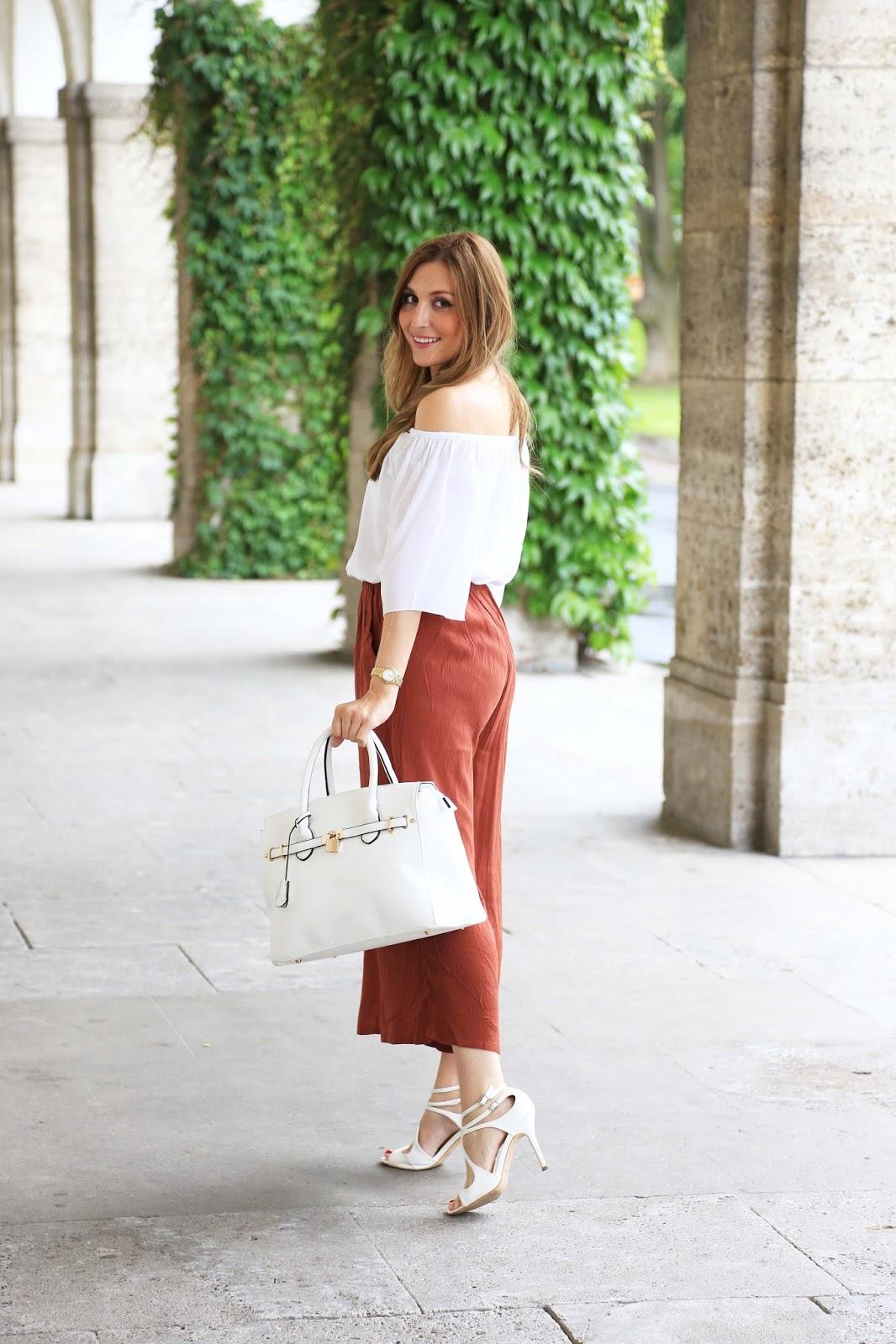 Culotte Hose Fashionstylebyjohanna Fashionblog