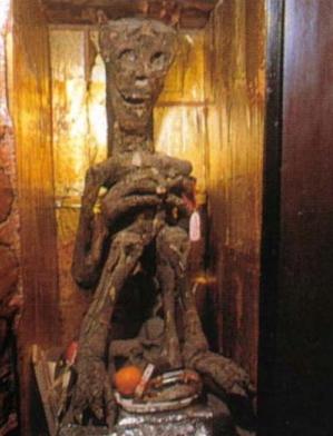 mumi setan iblis paling mengerikan dan menyeramkan di dunia
