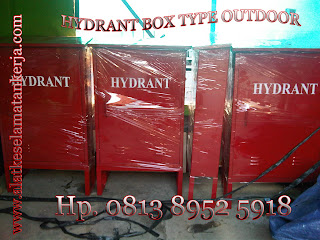 Hydrant Box Outdoor type C kaki