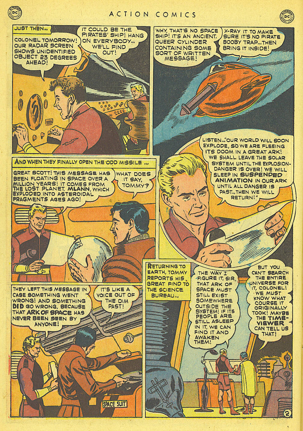 Read online Action Comics (1938) comic -  Issue #152 - 18