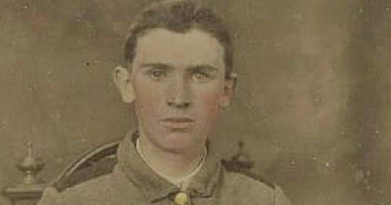 Civil War Days & Those Surnames: Wiliam Thomas Harbison
