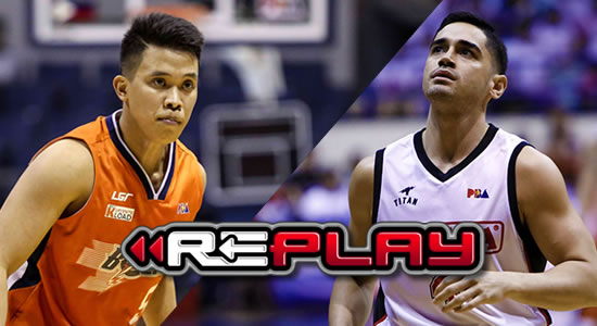 Video Playlist: Alaska vs Meralco Game 2 replay 2018 PBA Governors' Cup