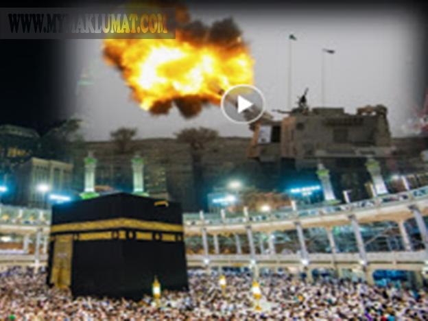 SUBHANALLAH! Video Arab Saudi Diserang Dengan Peluru Berpandu Yang Disasarkan Ke Makkah, Namun Apa Berlaku Dan Terjadi Amat Memeranjatkan........