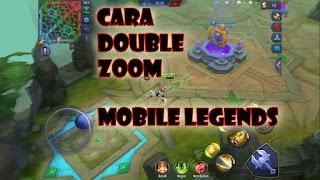 bermain mobile legends namun layar sempit Cara Simpel Zoom Out Mobile Legend Tanpa Root
