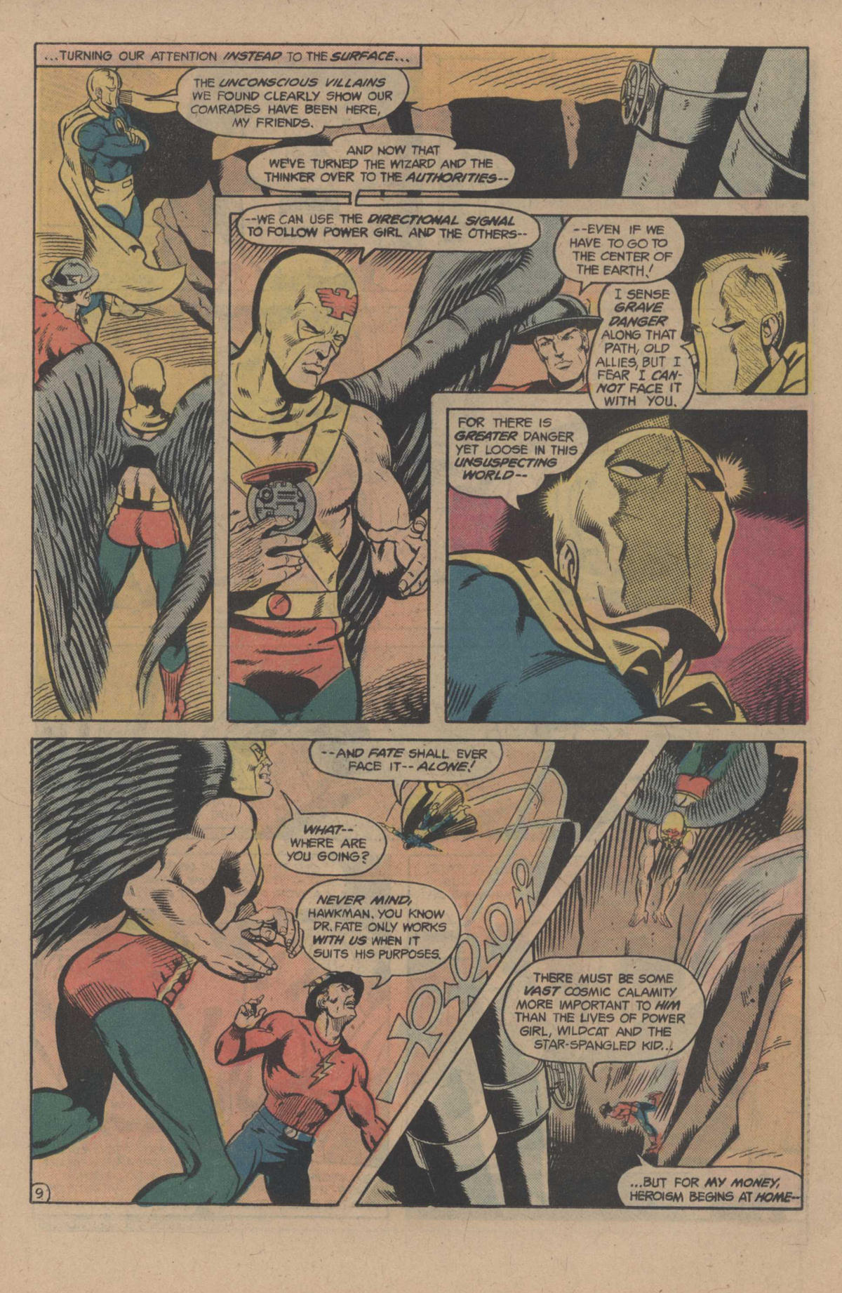 Read online All-Star Comics comic -  Issue #67 - 15