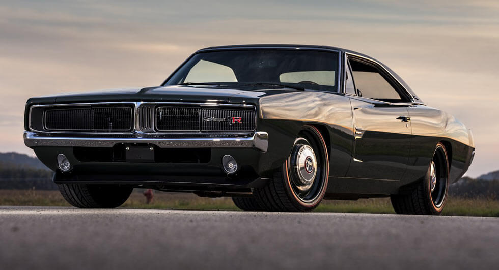 1969 Dodge Charger Defector Is A Hemi Powered Restomod Car News