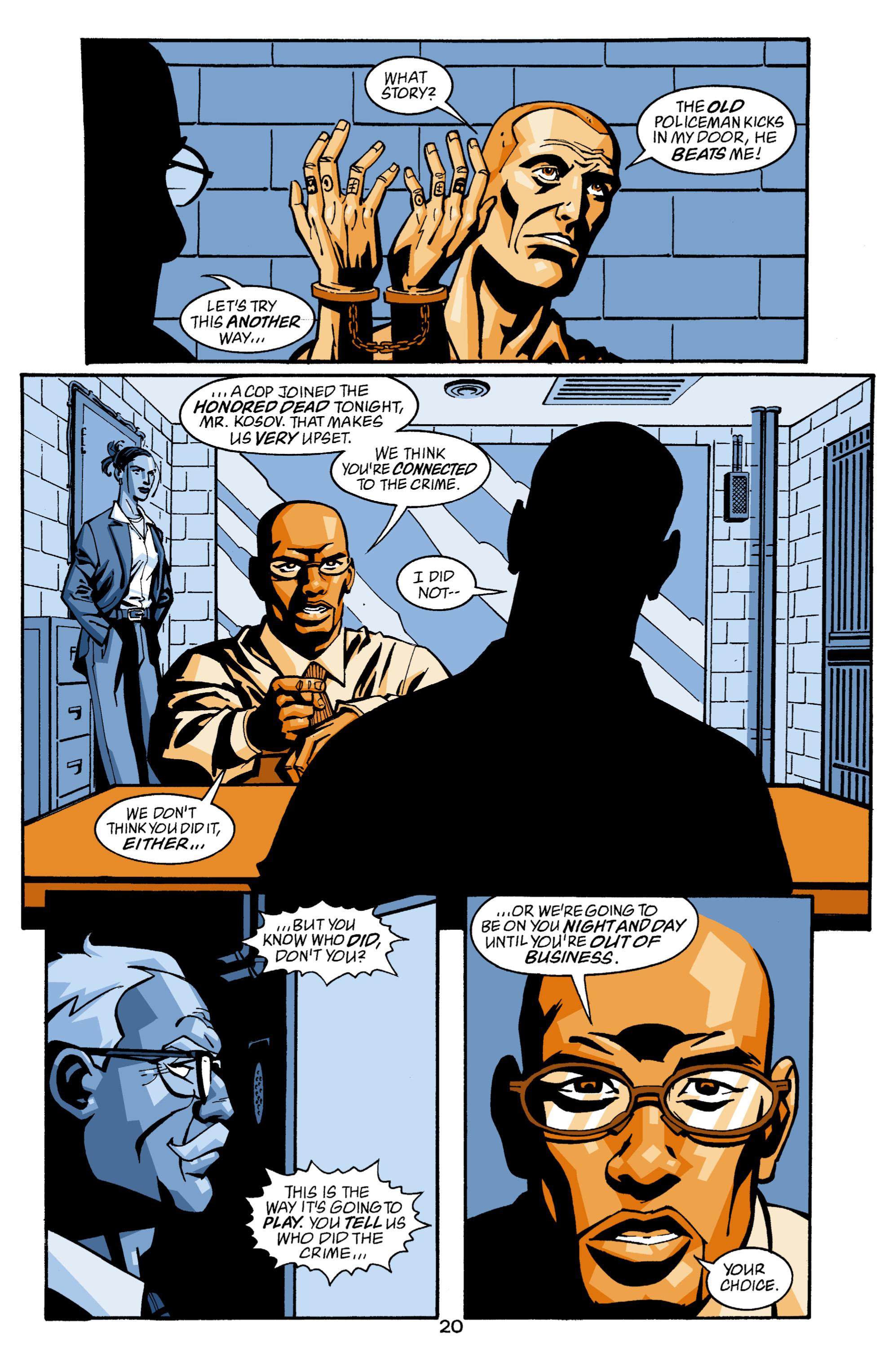 Detective Comics (1937) 742 Page 20