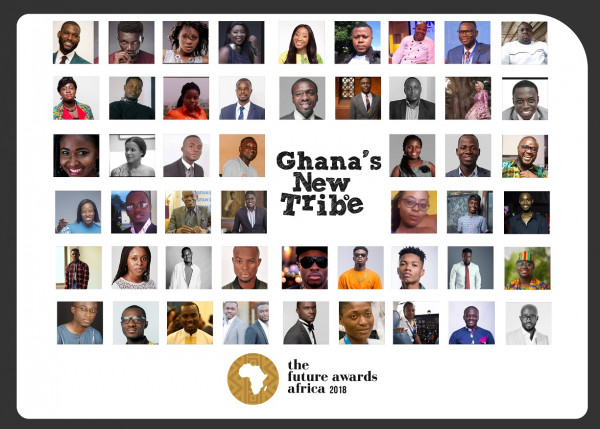 The Future Awards Africa unveils 50 Outstanding Young Ghanaians