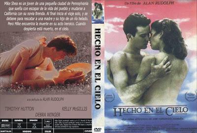 Cover, caratula, dvd: Hecho en el cielo | 1987 | Made in Heaven