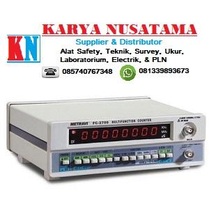 Jual Metarvi Digital Frequency Counter  FC-2700 di Makasar