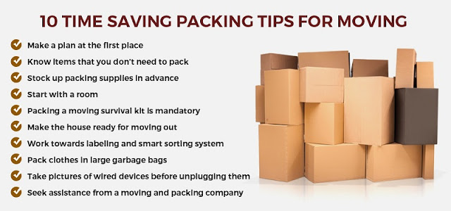 packing tips for moving boxes uk