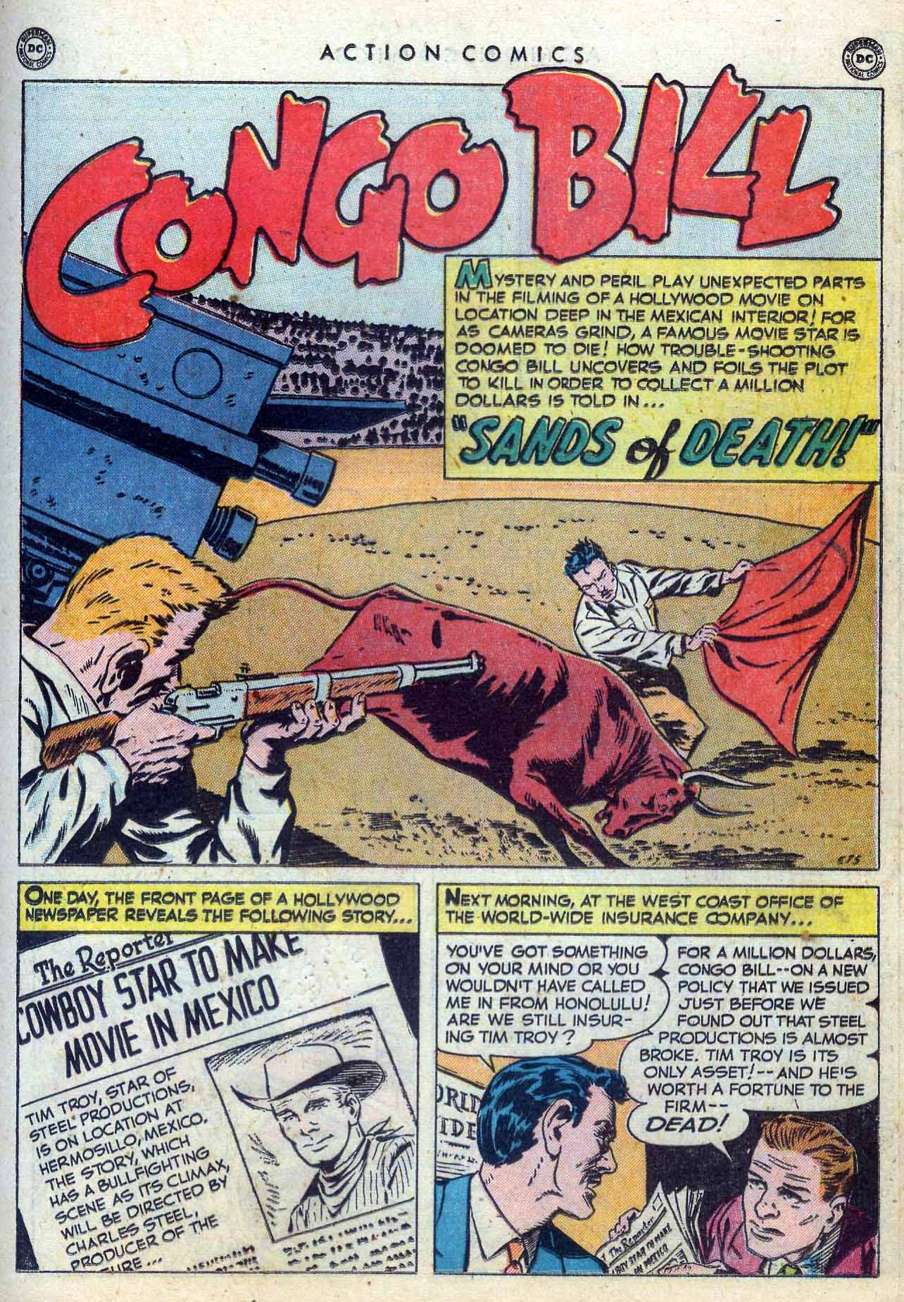 Read online Action Comics (1938) comic -  Issue #155 - 27