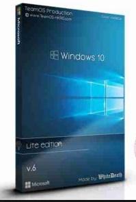 Windows 10 Pro v1709 Lite Edition v6 x64 2018 PreActivated For PC Gratis - JemberSantri