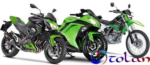 Gambara Motor Kawasaki Terbaru