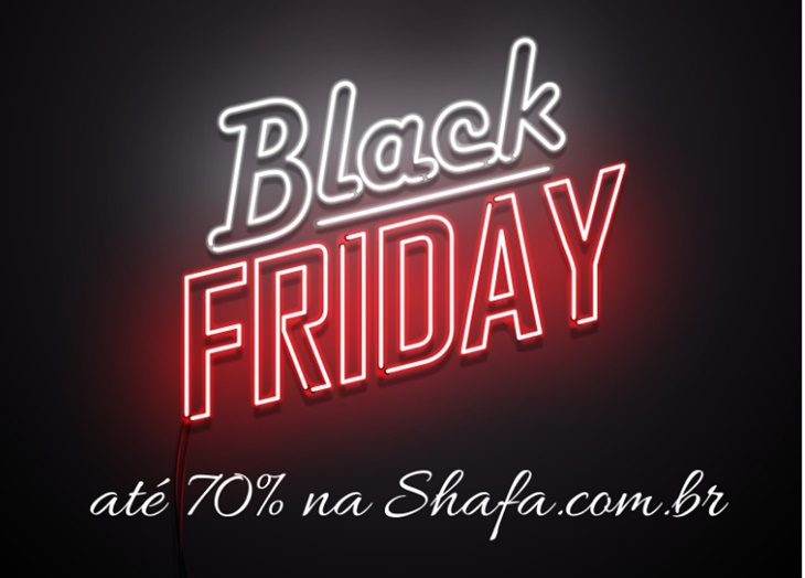 Black Friday na Shafa