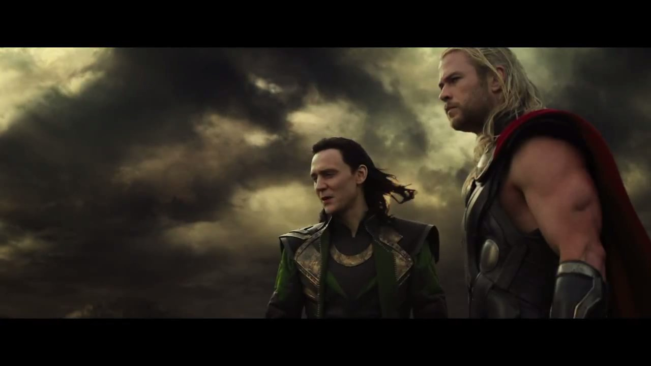 J and J Productions: Thor: The Dark World Trailer Review