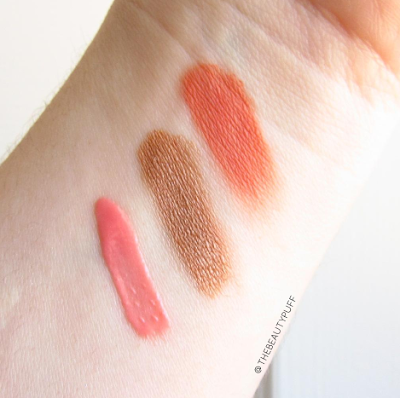 geri g swatches - the beauty puff