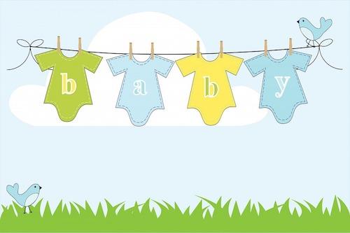 Yang Perlu Diperhatikan Dalam Mencuci Pakaian Bayi Baru Lahir