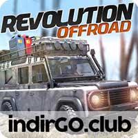 revolution offroad hile apk