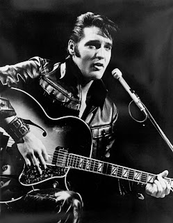 The King Elvis Presley highest selling music artistes