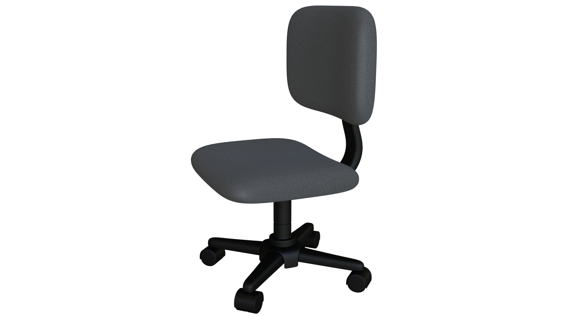 Free 3D Office Chair CC0 3DS - Free 3D Models Under Public Domain