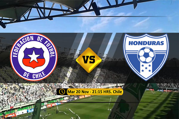 PREVIA: Chile vs Honduras