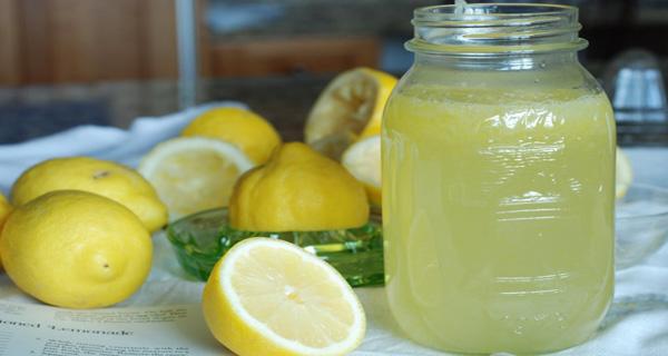 δίαιτα του λεμονιού