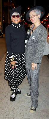Idiosyncratic Fashionistas October 2012