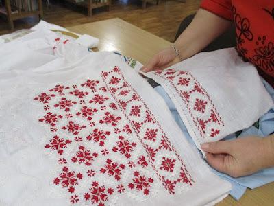 Народна вишивка - один з найдавніших видів прикладного мистецтва 8f16ed758309e