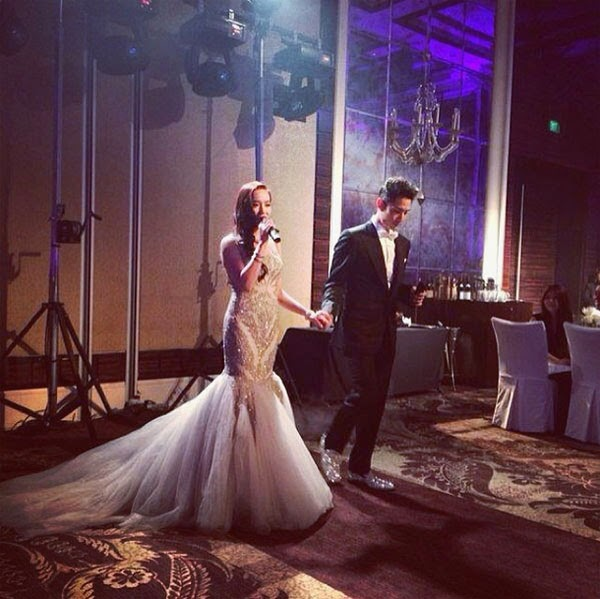 Vanness Wu - Wedding pictures in SingaporeVanness Wu 2014