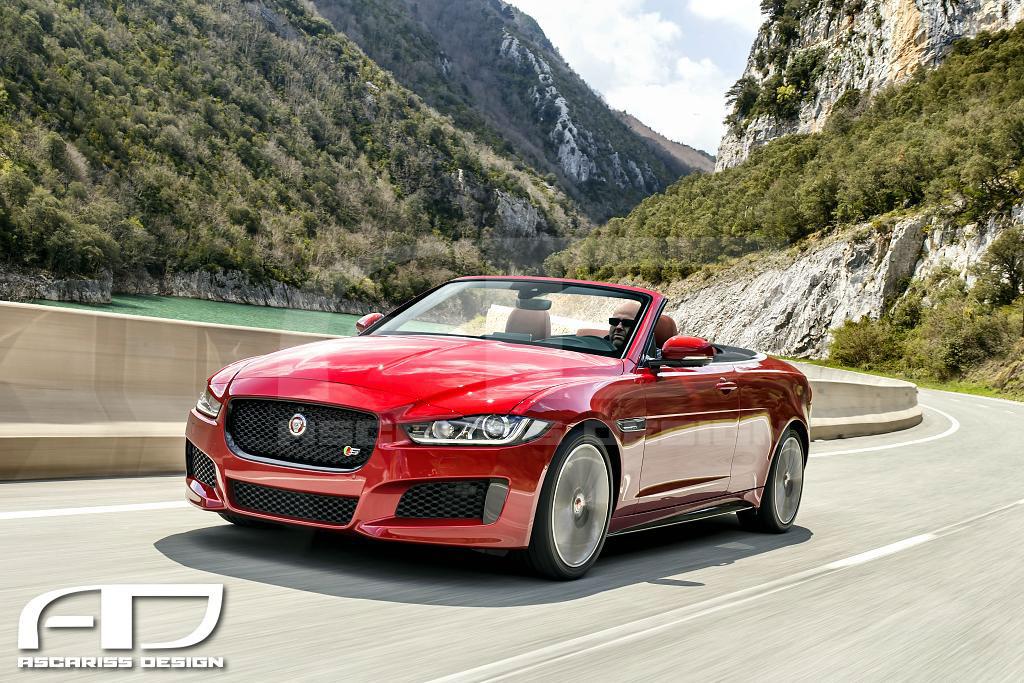 Jaguar XE Convertible/Cabrio