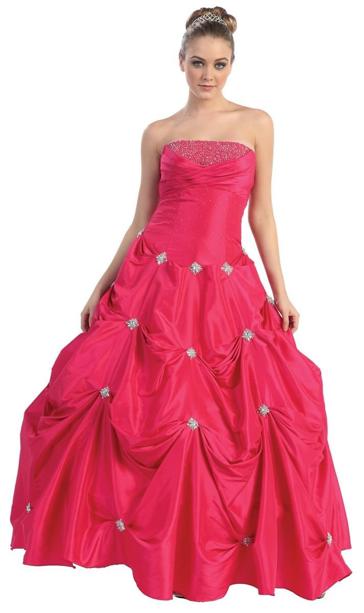 Ballgown Prom Dresses 2017 - Discount Evening Dresses