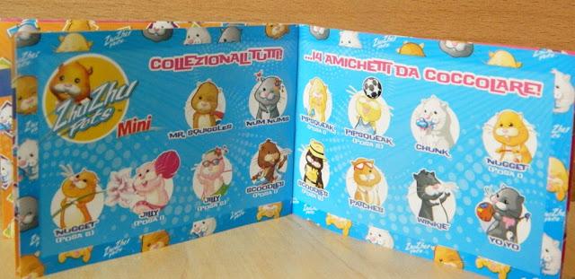 ZhuZhu Pets, ZhuZhu Pets blind bags,